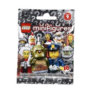 LEGO LEGO Mini figurák 9. széria 71000