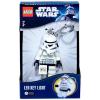 LEGO Lego Star Wars: Világító Rohamosztagos kulcstartó figura