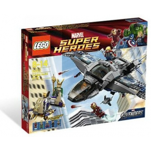 LEGO Légi harc Quinjeten 6869