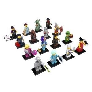 LEGO LEGO Gyűjthető minifigura 6. széria 8827