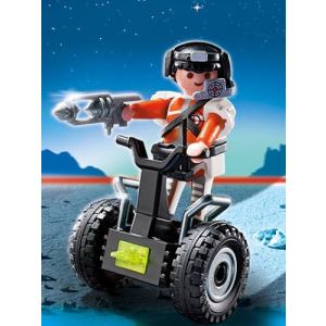 Playmobil Playmobil 5296 Top ügynök és Segway