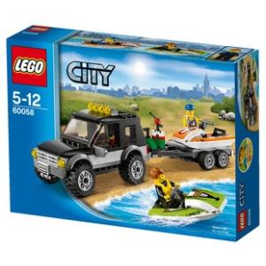 LEGO 60058 Vontató autó és jet ski