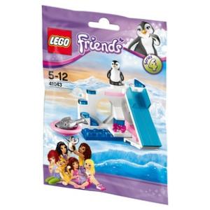 LEGO Pingvin játszótere 41043