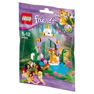 LEGO Tigris kis temploma 41042
