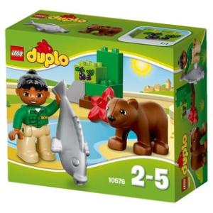 LEGO 10576 Állatkerti gondozás