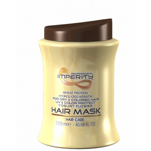 IMPERITY Hair Mask Yogurt Flower 1200 ml
