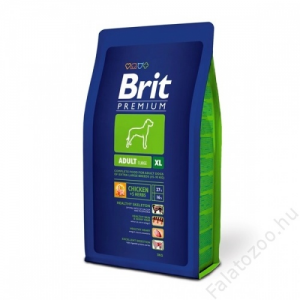 Brit Premium Extra Large Adult 15kg