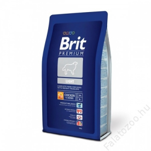 Brit Premium Light 2db 15kg