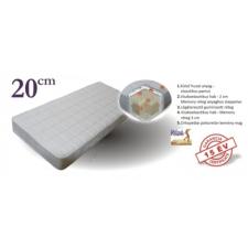 Best Dream Memory Duet vákuum matrac (130x200 cm) ágy és ágykellék
