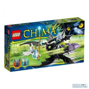 LEGO BRAPTOR SZÁRNYAS TÁMADÓJA LEGO® Chima 70128