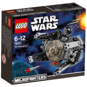 LEGO STAR WARS: TIE Interceptor űrhajó 75031