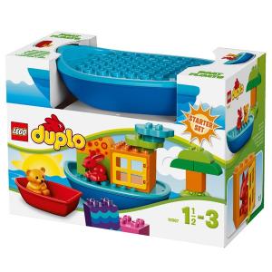 LEGO DUPLO: Építőjáték és hajó 10567