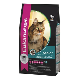 Eukanuba cat senior & mature 400g