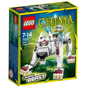LEGO CHIMA: Legendás Vad Farkas 70127