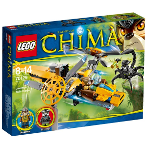 LEGO CHIMA: Lavertus ikerpengéje 70129