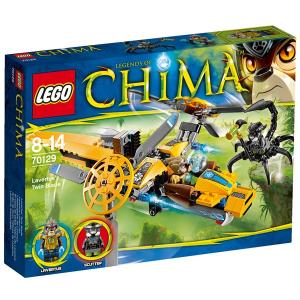 LEGO CHIMA: Lavertus ikerpengéje 70129
