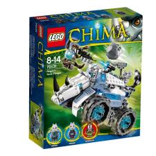 LEGO CHIMA: Rogon kőhajítója 70131 lego
