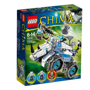 LEGO CHIMA: Rogon kőhajítója 70131