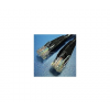 ROLINE Cable ROLINE UTP CAT6 patch 5m fekete