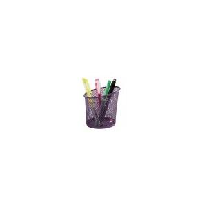 ALBA Írószertartó, fémhálós, ALBA, lila