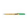 A PLUS Golyóstoll, 0,7 mm, kupakos, A PLUS, zöld