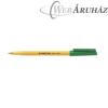 STAEDTLER Golyóstoll, 0,3 mm, kupakos, STAEDTLER Stick 430 F, zöld
