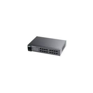 ZyXEL NET ZYXEL GS1100 16-port gigabit rack switch