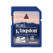 Kingston SD CARD 8GB KINGSTON CL4