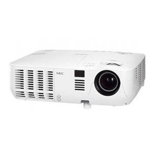 NEC WXGA Value projektor V311W (3Dready, DLP, 3100 AL, 3000:1, 1280x800, 5000h, 1-11m, 1.55–1.7:1) HDMI/LAN