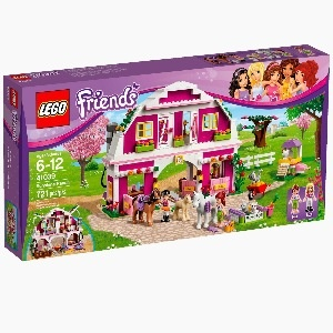 LEGO LEGO Friends 41039 Napsugár farm
