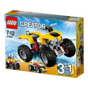 LEGO LEGO Creator 31022 Turbo Quad