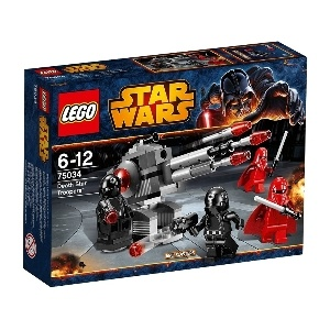 LEGO LEGO Star Wars 75034 Death Star Troopers