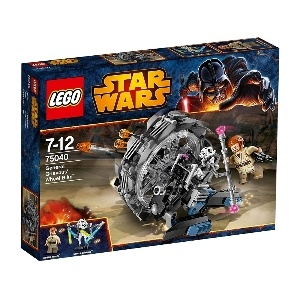 LEGO LEGO Star Wars TM 75040 General Grievous' Wheel Bike™