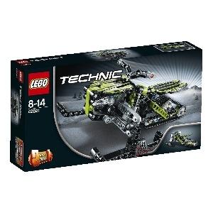LEGO Technic Motoros szán 42021