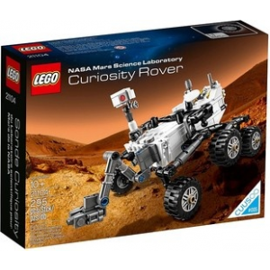 LEGO Nasa Mars Couriosity Rover
