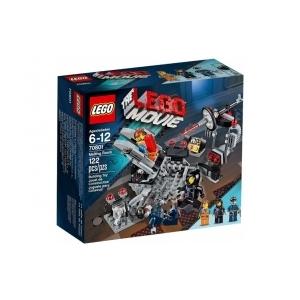 LEGO ® Movie - Olvasztóterem 70801