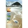 British Virgin Islands térkép - Skyviews Inc
