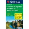 WK 756 - Südliches Ruhrgebiet-Neandertal-Bergisches Land - KOMPASS