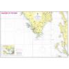 Pula - Kvarner hajózási térkép - Naval-Adria 100-16