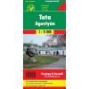 Tata, Agostyán várostérkép - f&b PLH 30