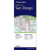 San Diego, CA térkép - Rand McNally