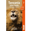 Tanzania with Kilimanjaro, Zanzibar and the Coast - Bradt