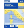Ligurian and Tyrrhenian Seas Chart M40 - Imray