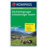 WK 293 - Dachsteingruppe-Schladminger Tauern turistatérkép - KOMPASS