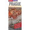 Prága laminált térkép - Insight