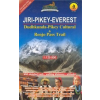 Jiri - Pikey - Everest (No.43) térkép - Himalayan Maphouse