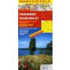 Lengyelország északkeleti része térkép - Marco Polo