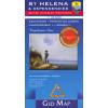 Szent Ilona, Ascension és Tristan da Cunha szigetek térképe - Gizimap