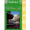 Udine térkép - LAC