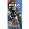 Bhutan Himalaya térkép - Himalayan Maphouse